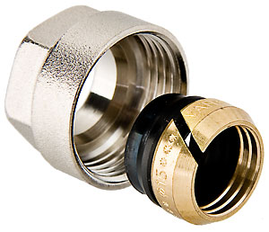 Valtec Euroconus Fitting For Copper And Soft Steel Pipes